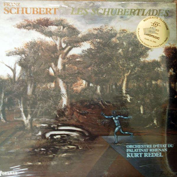 Kurt Redel Schubert : Les Schubertiades