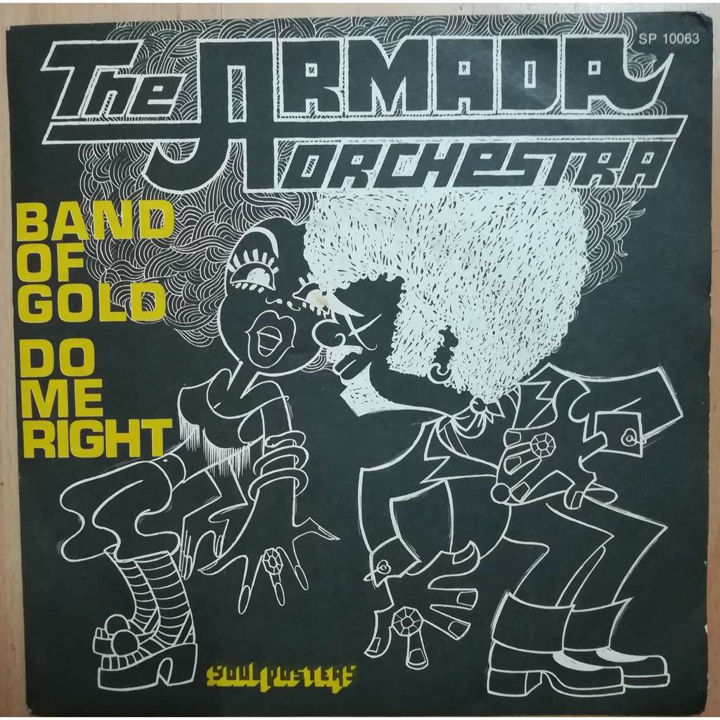 armada orchestra band of gold/do me right