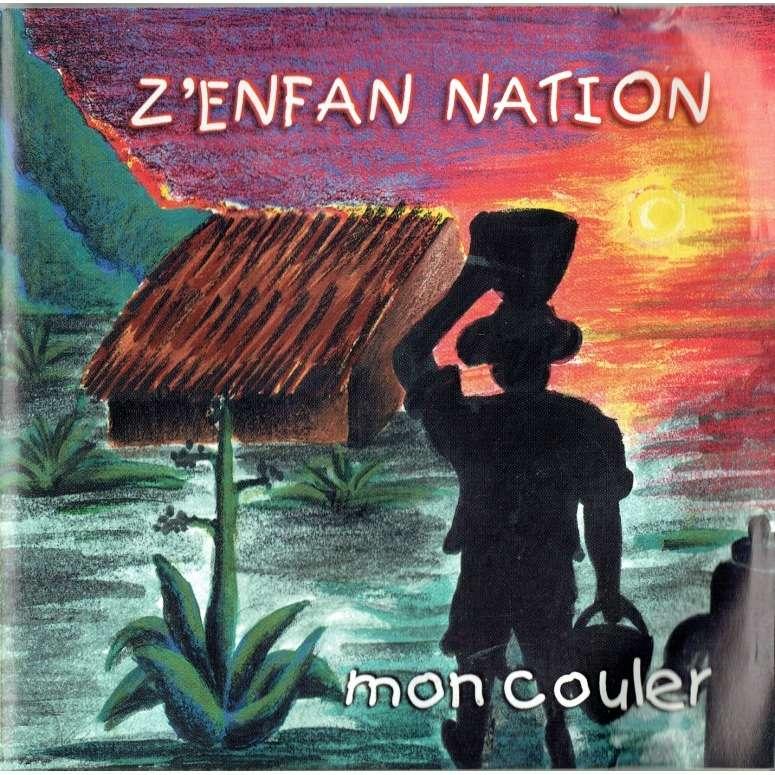 Z ENFANT NATION MON COULER