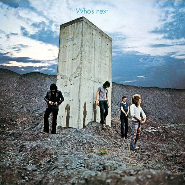 the who Who's Next, Remastered, 180g