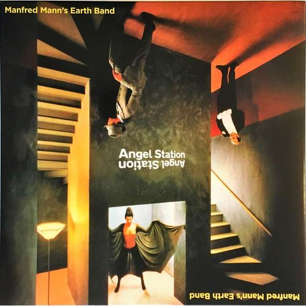 manfred mann's earth band Angel Station 2015 Remastered