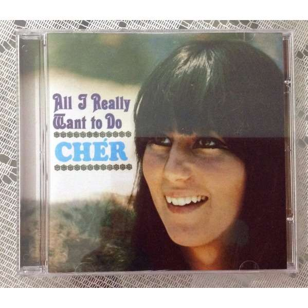 cher all i really want to do (brazil release 2017)
