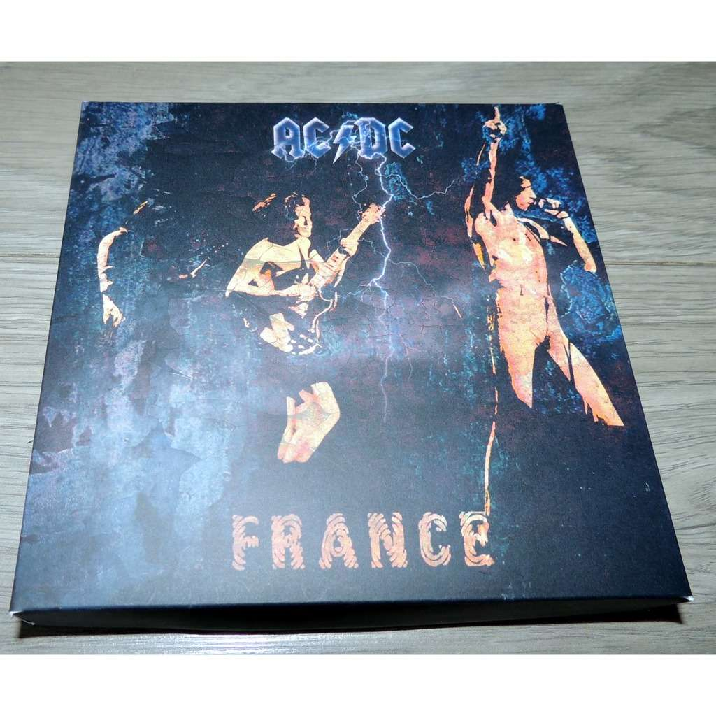 Live in nice france 15.12.1979 by Ac/Dc, CD x 2 with mikealex460 ...