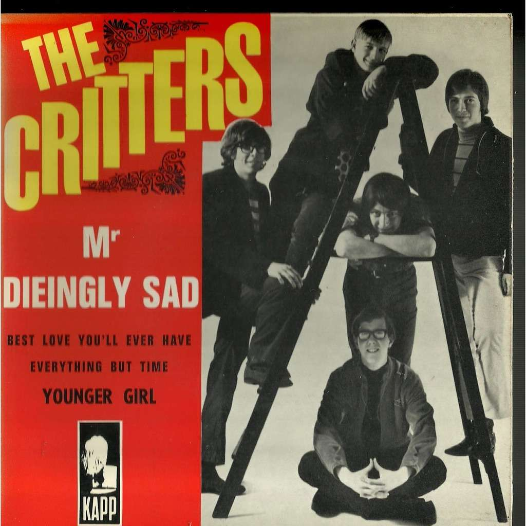 critters mr diengly sad