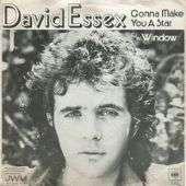 david essex gonna make you a star / window