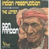 FARDON DON INDIAN RESERVATION / THE LETTER