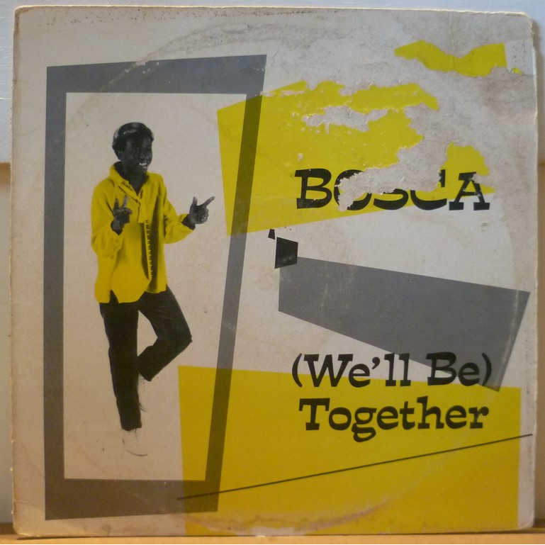 BOSCA (we'll be) together main + extended mix