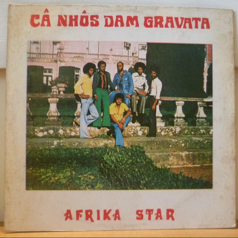 AFRIKA STAR Ca nhos dam gravata