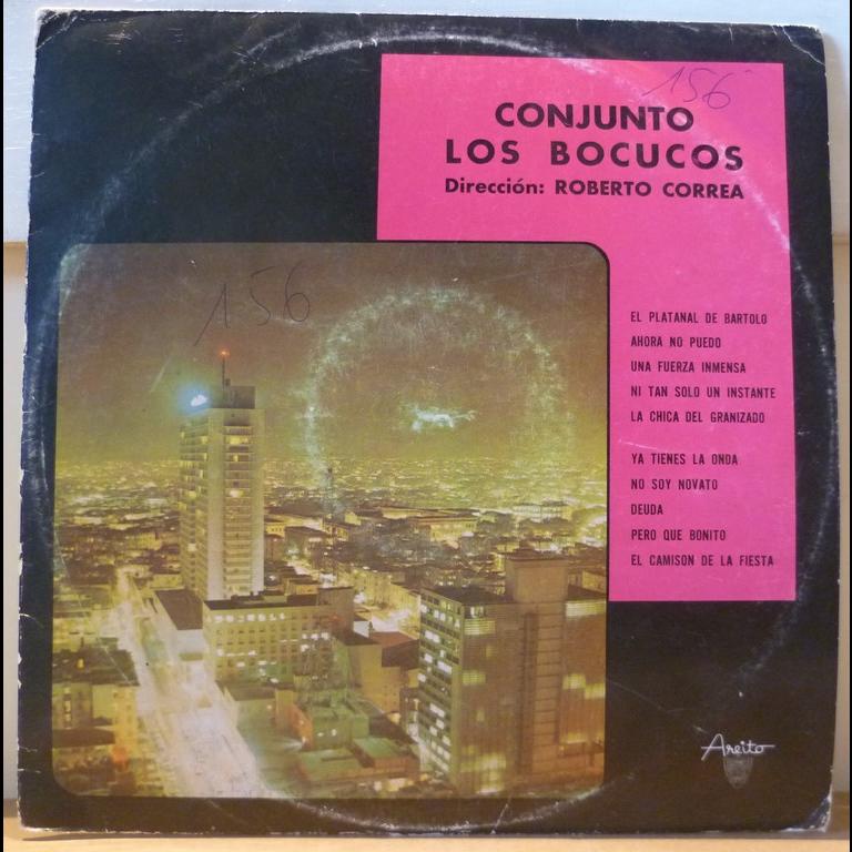 CONJUNTO LOS BOCUCOS S/T El platanal de Bartolo