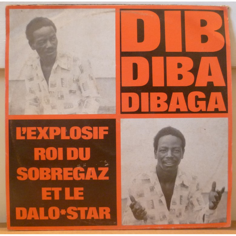 BLE MARCEL DIBAGA & le DALO STAR L'explosif roi du sobregaz