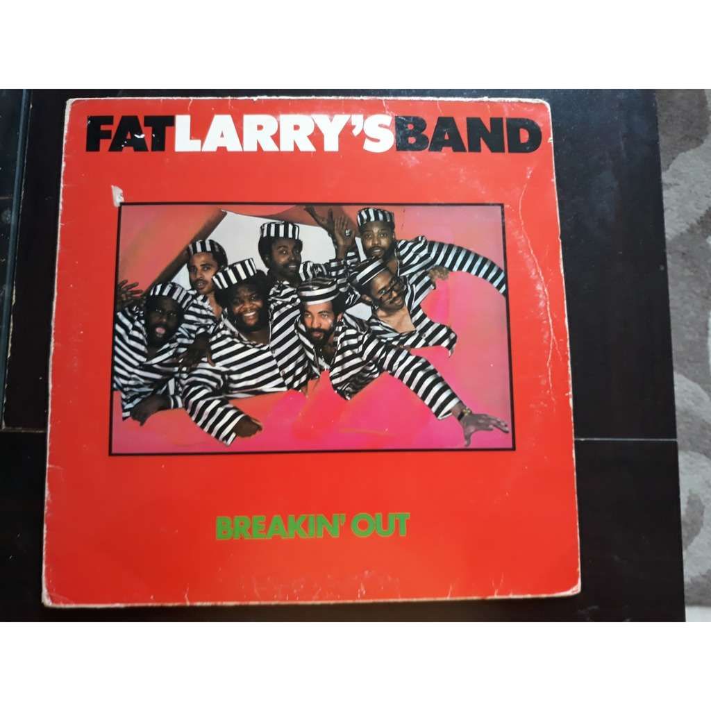 fat larry s band breakin out lp album fat larry s band