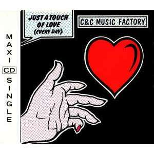 c&c music factory JUST A TOUCH OF LOVE