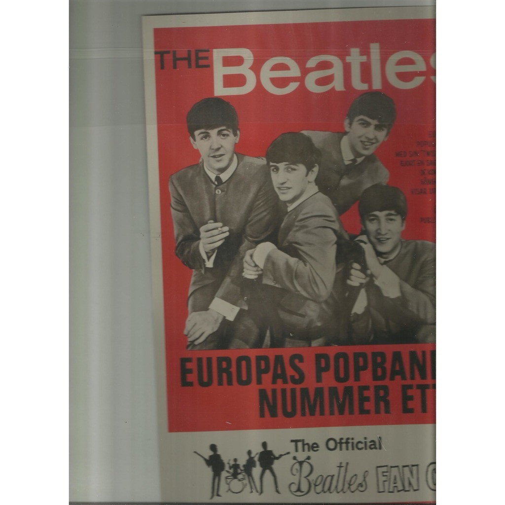 the beatles europas popband nummer ett