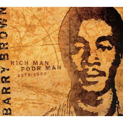 Barry Brown Rich Man Poor Man 1978 - 1980