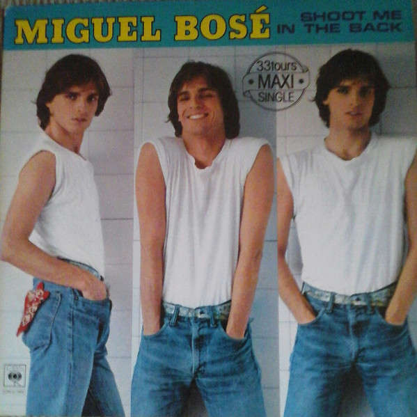 Miguel BOSE shoot me in the back / please think of me