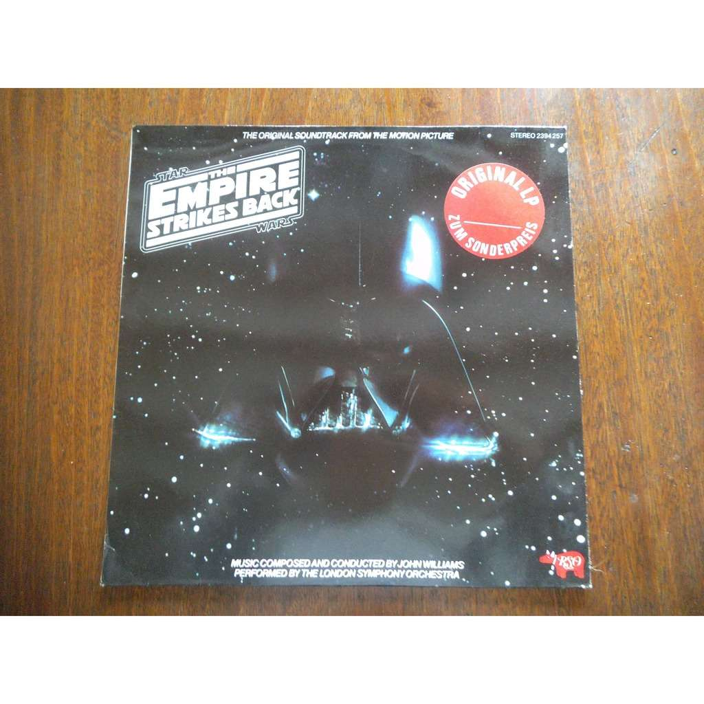 John Williams Star Wars: The Empire Strikes Back