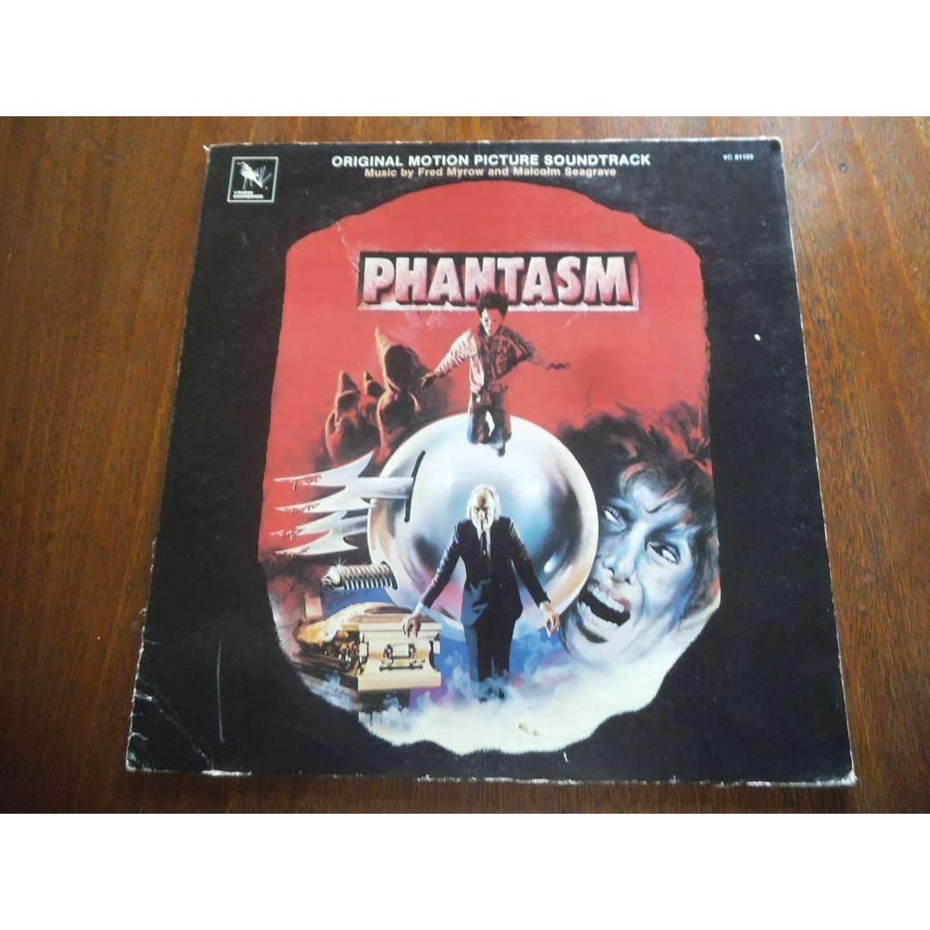 Fred Myrow And Malcolm Seagrave Phantasm