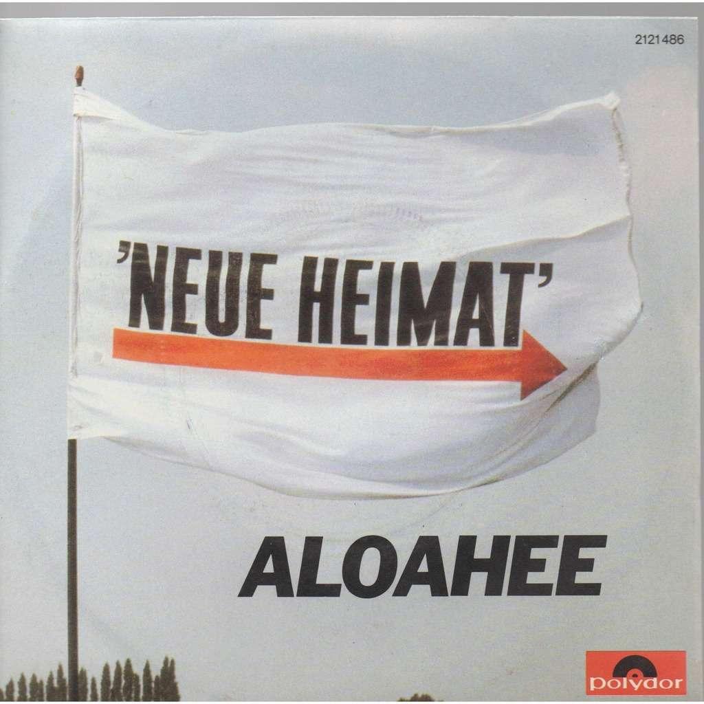 Neue Heimat Aloahee / Guys In Trenchcoats
