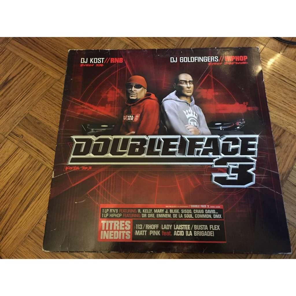 Dj Kost & Dj Goldfingers Double Face 3