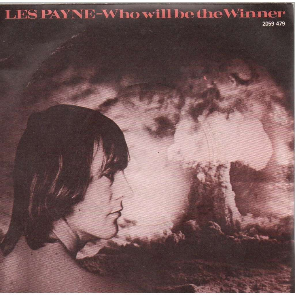 LES PAYNE Who will be the winner / Over to you