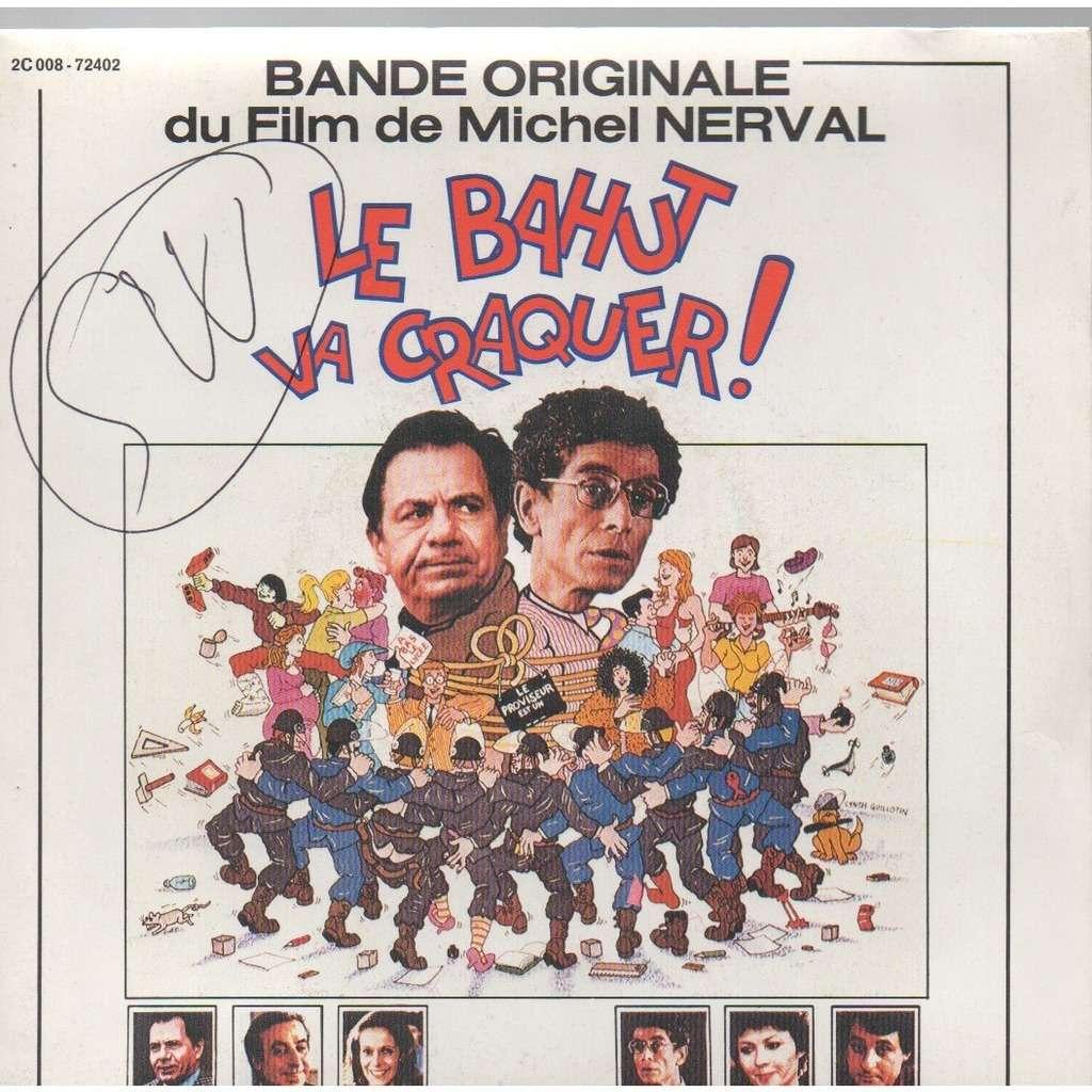 Jean Musy - Chee Meas Le Bahut Va Craquer - Bande Originale Du Film De Michel Nerval