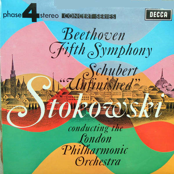 leopold stokowski Beethoven : Symphonie n°5
