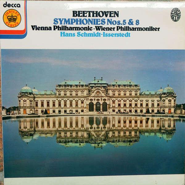 Hans Schmidt-Isserstedt Beethoven : Symphonies n°5 & 8