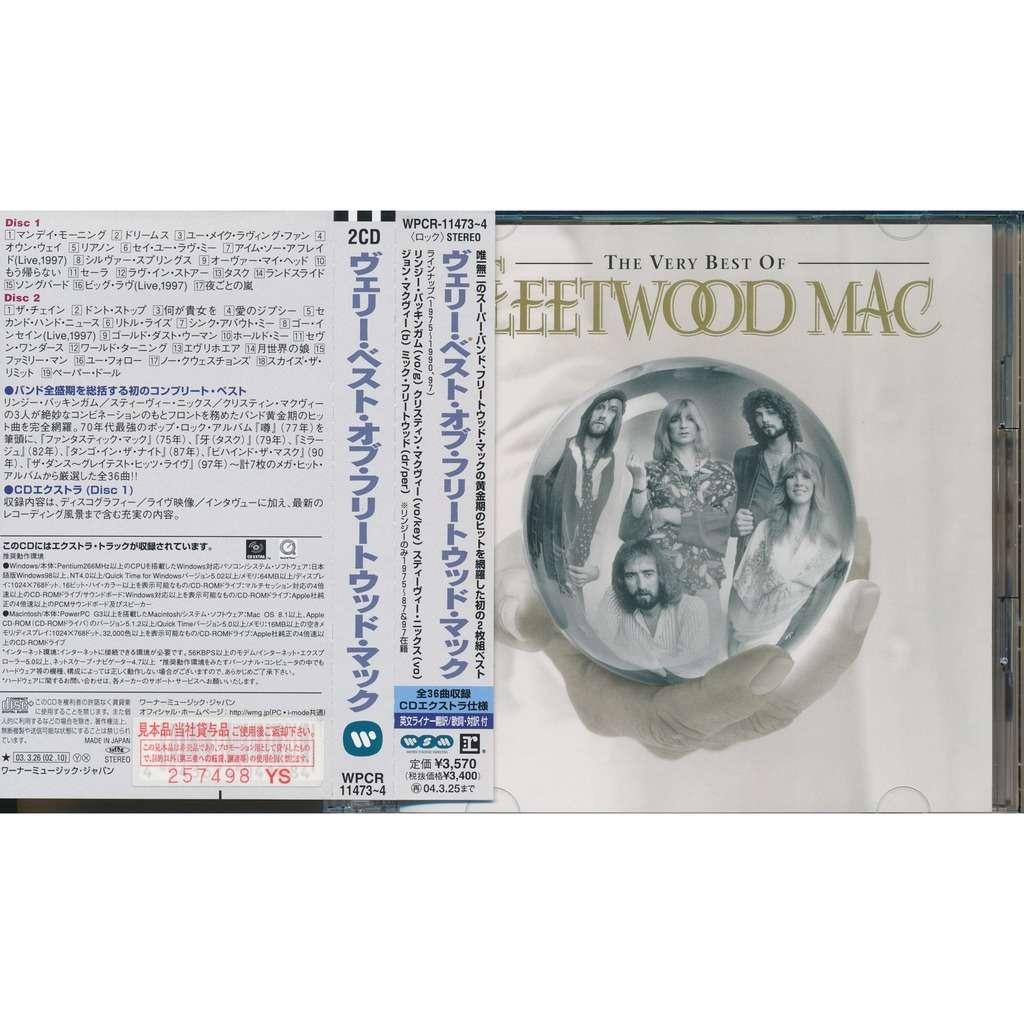 The very best of fleetwood mac...