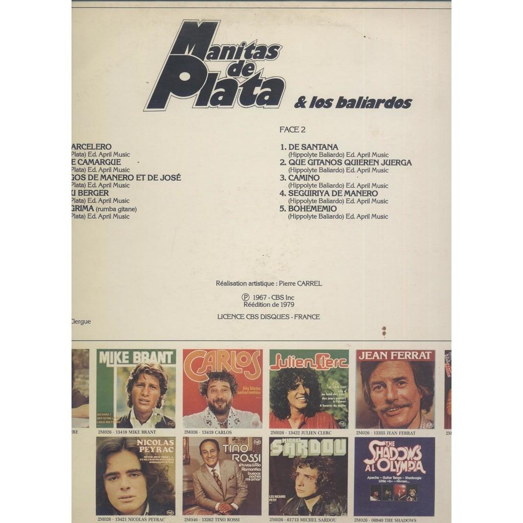 manitas de plata manitas de plata & los baliardos -Senor Carcelero