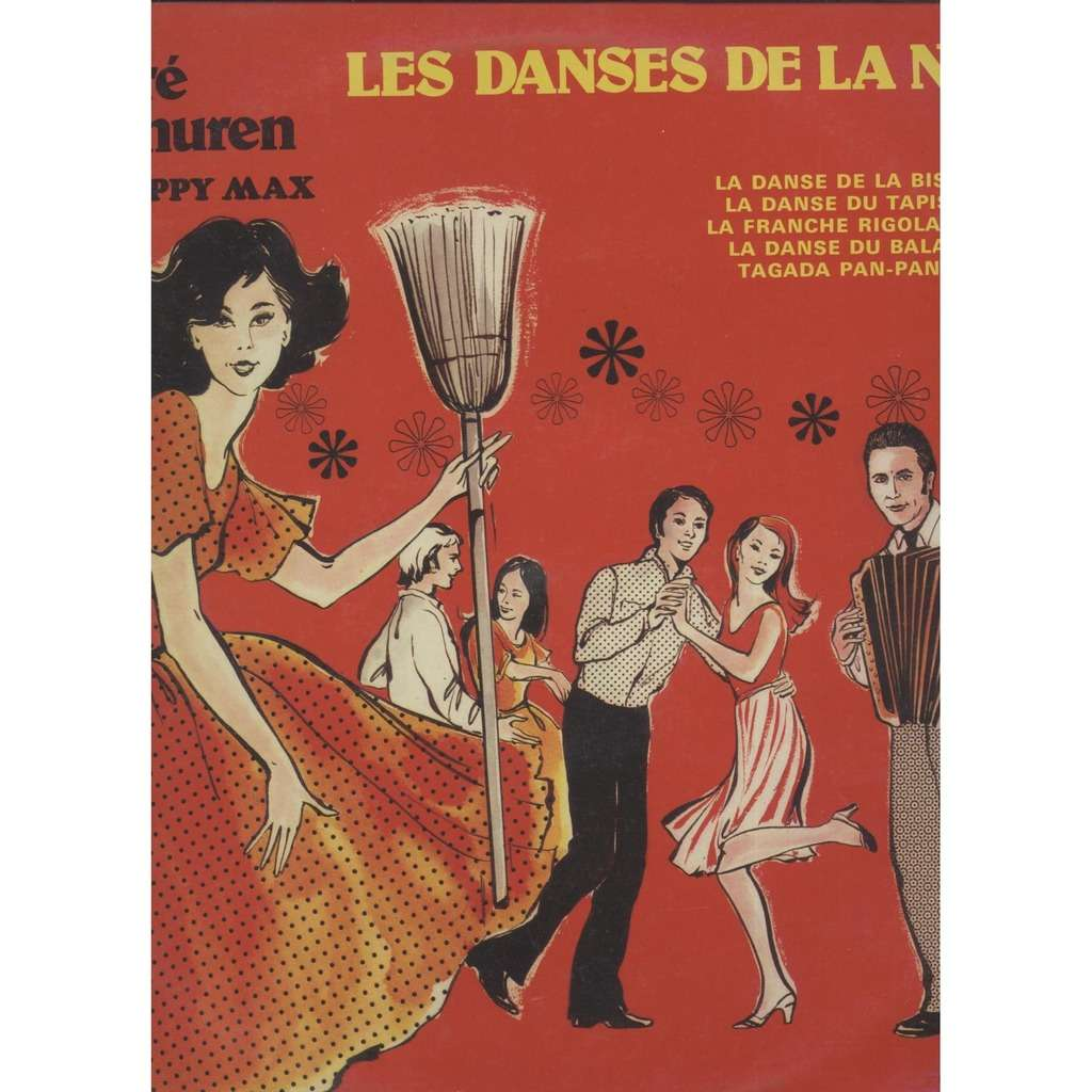Andre Verchuren avec Zappy Max Les Danses De La Noce