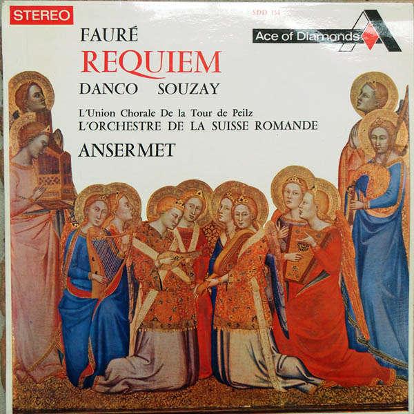 gerard souzay Fauré: Requiem