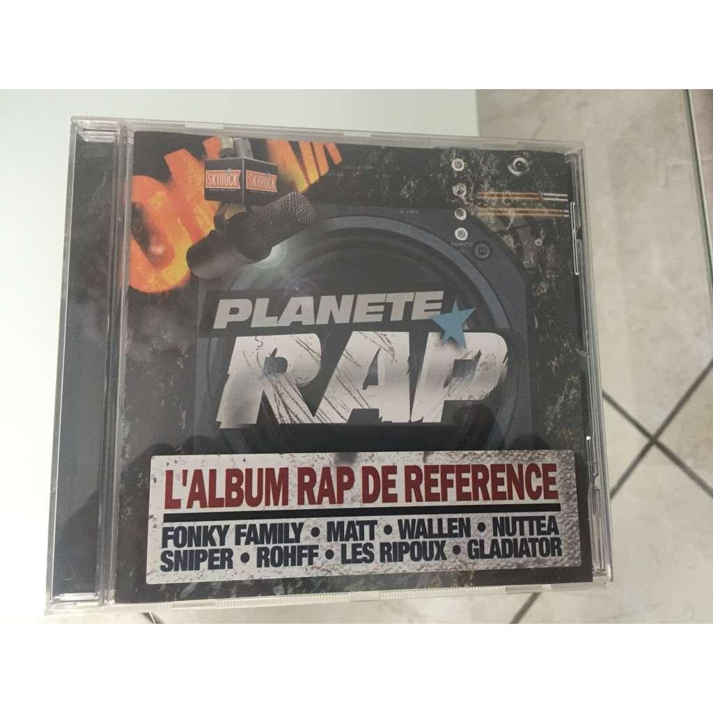 planete rap l album rap de reference