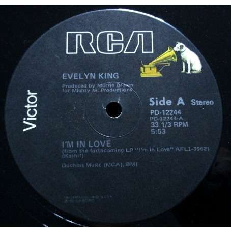 evelyn king i'm in love