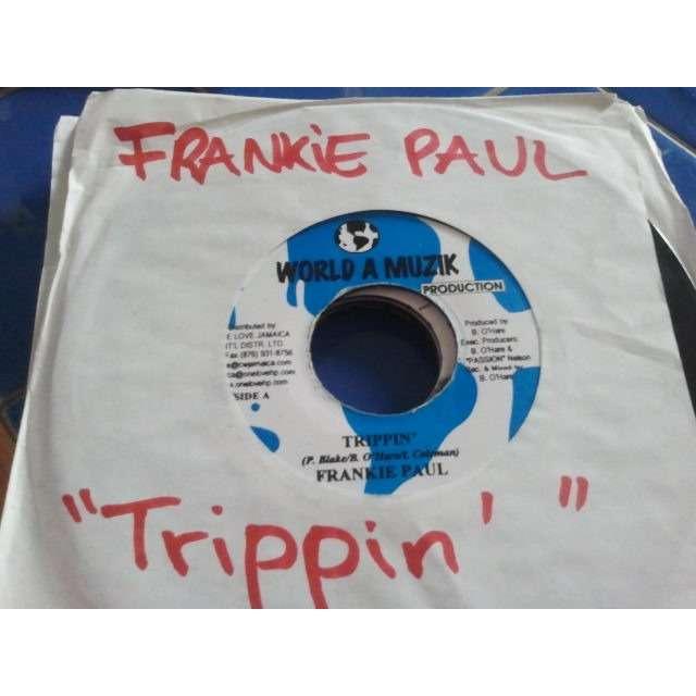 FRANKIE PAUL TRIPPIN'
