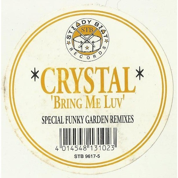 CRYSTAL bring me luv - 4mix