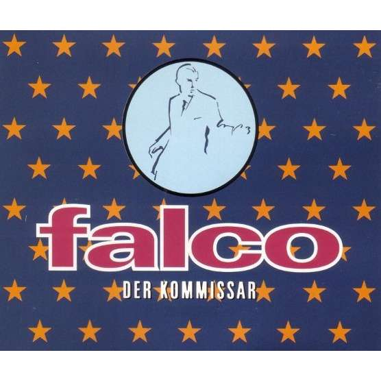 FALCO der kommissar , part. II - 2mix / der kommissar (rap' that)
