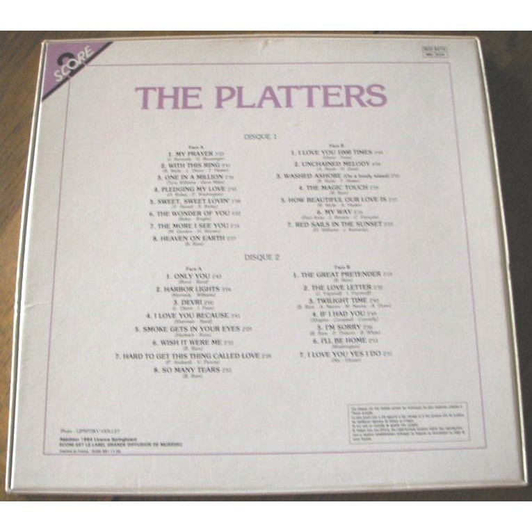 platters only you my prayer