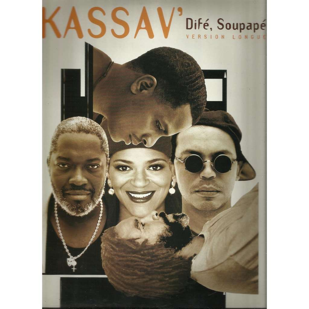 KASSAV difé , soupapé - 2mix