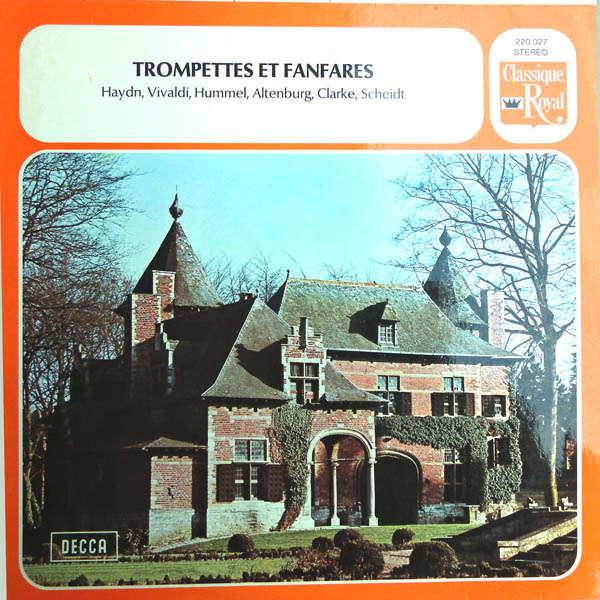 Kneller Hall, Paolo Longinotti, John Wilbraham,... Trompettes et fanfares