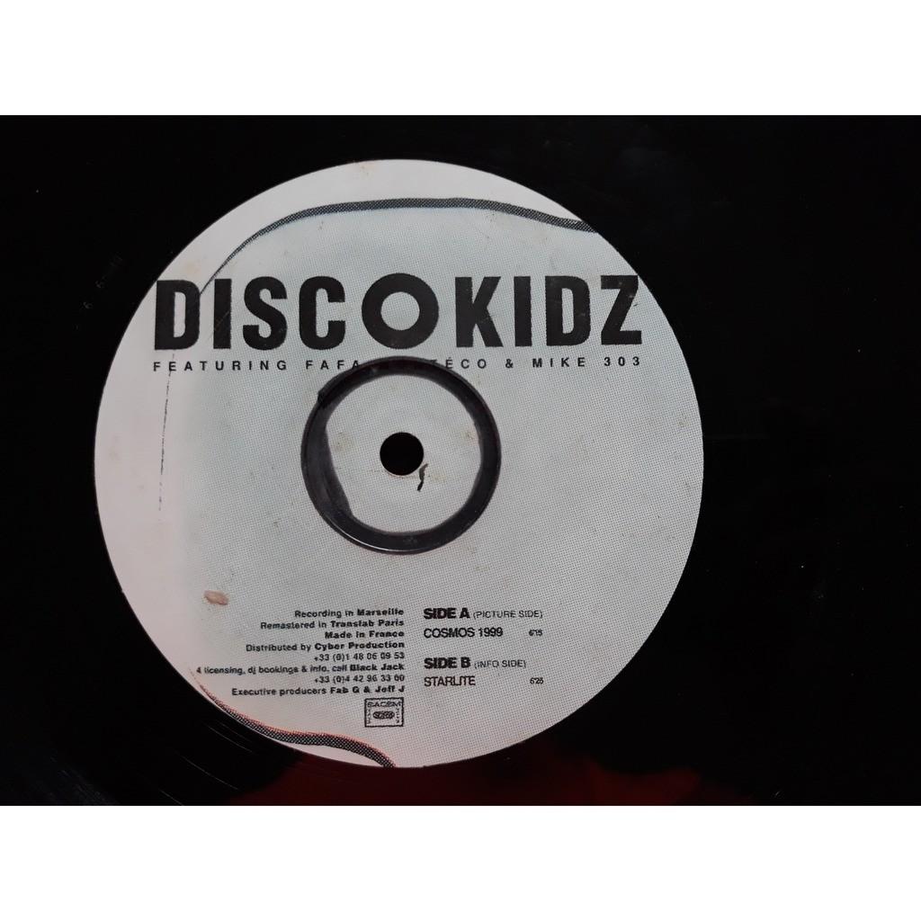 Discokidz* Featuring Fafa Monteco & Mike 303 - Co Discokidz* Featuring Fafa Monteco & Mike 303 - Cosmos 1999 / Starlite