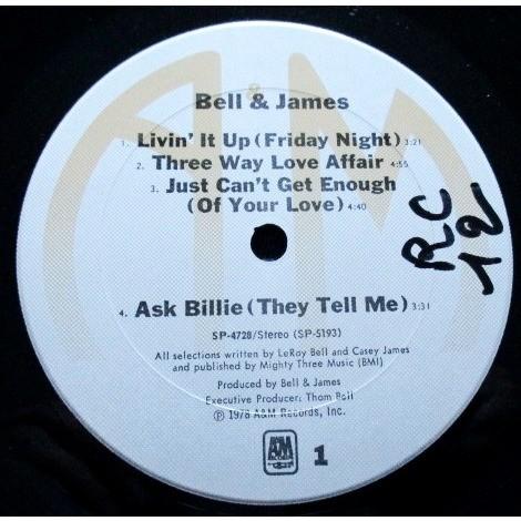 BELL & JAMES BELL & JAMES