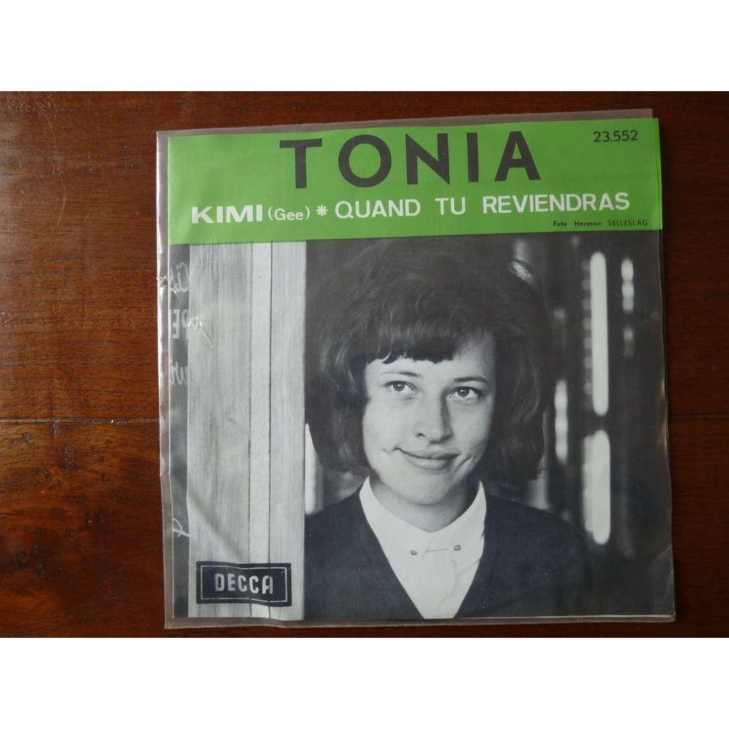 Tonia Kimi ( Gee) + 1