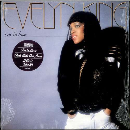 Evelyn King - I'm In Love (LP, Album) Evelyn King - I'm In Love (LP, Album)
