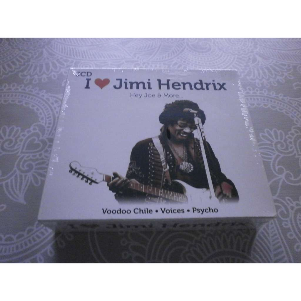 Jimi Hendrix HEY JOE & MORE