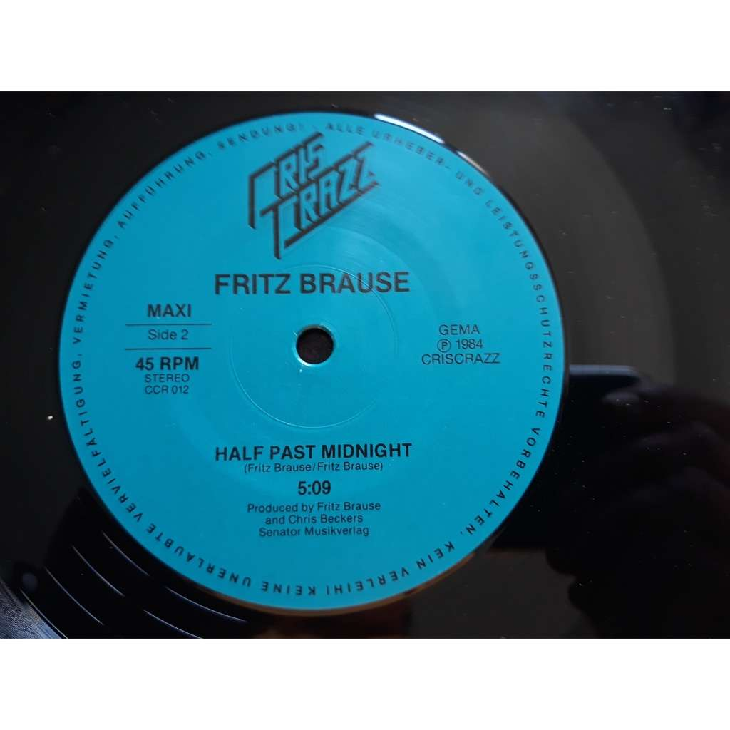 Fritz Brause - That's Terrific (12, Maxi) Fritz Brause - That's Terrific (12, Maxi)