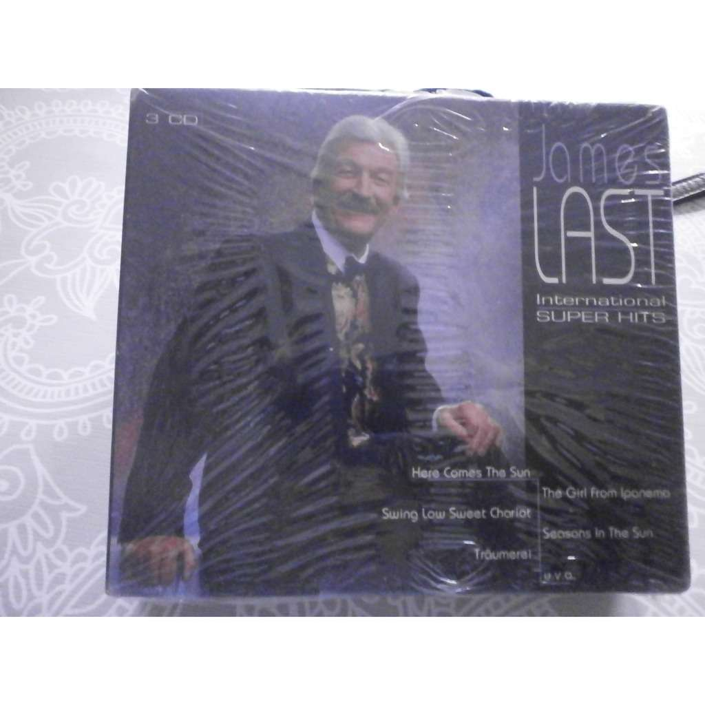 JAMES LAST INTERNATIONAL SUPER HITS