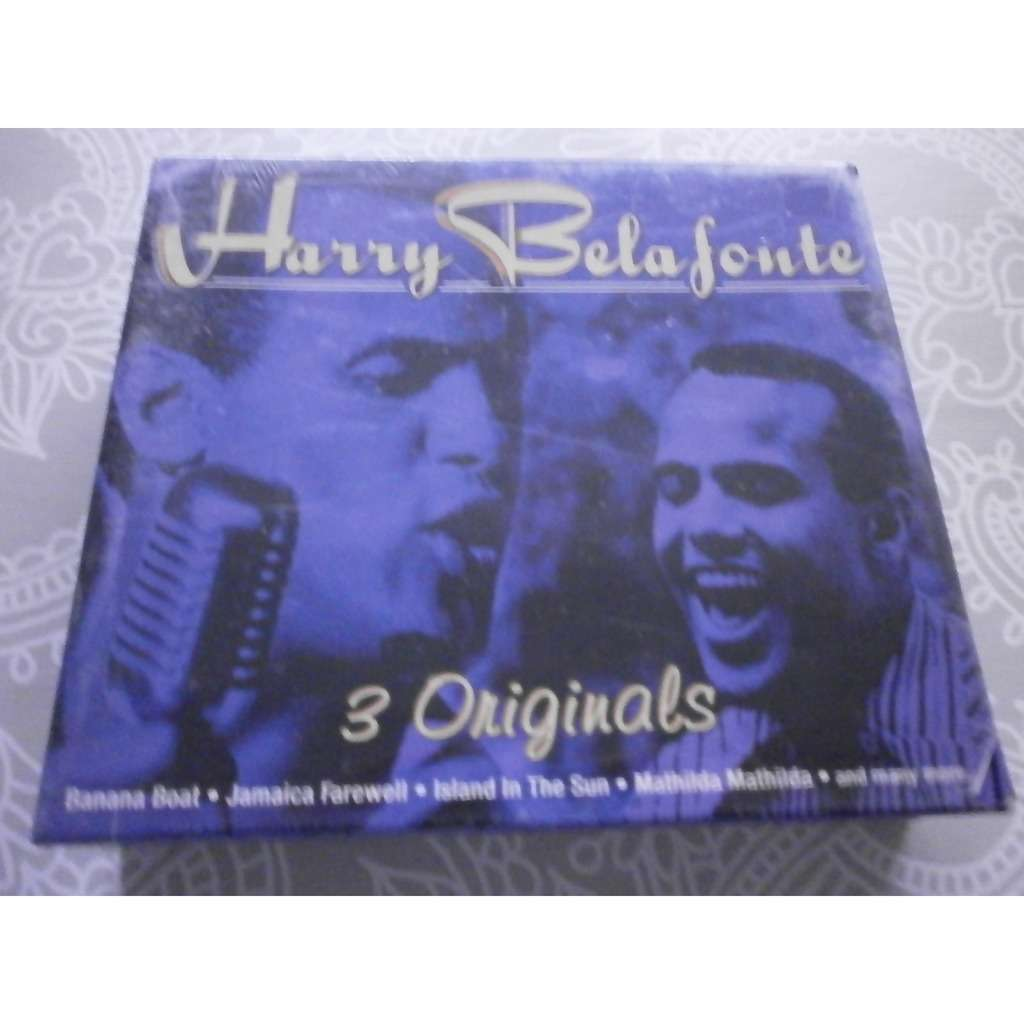 Belafonte Harry 3 Originals (My Lord What a Morning/ Golden Records Vol. 1/ Jump Up Calypso & The Midnight Special)