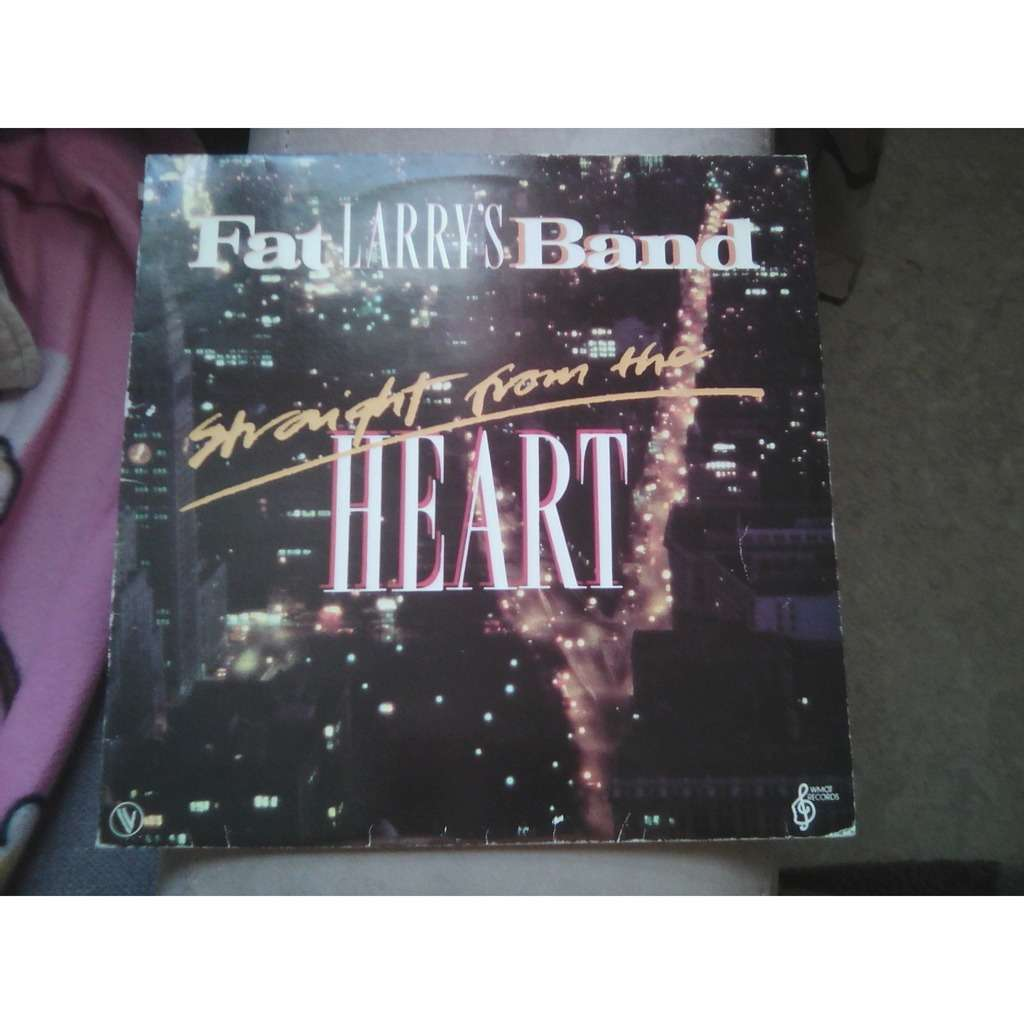 Fat Larry's Band - Straight From The Heart (LP, Al Fat Larry's Band - Straight From The Heart (LP, Album)