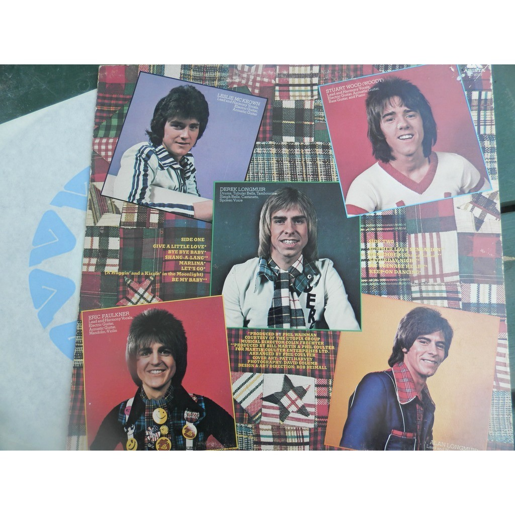 bay city rollers BAY CITY ROLLER