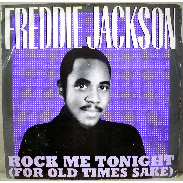 Freddie Jackson Rock me tonight (for old times sake)